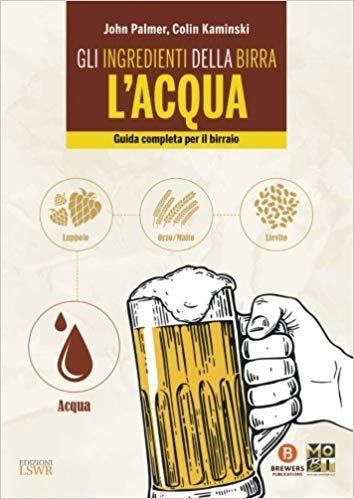 Gli ingredienti della birra: l'acqua.