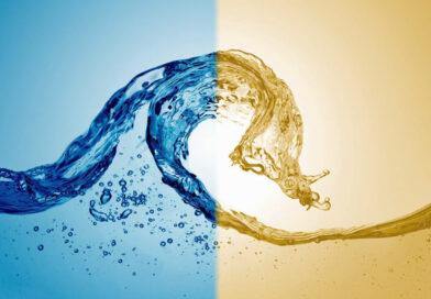 L'acqua: questione di origine e chimica