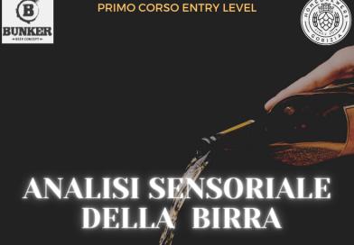 Corso di Analisi sensoriale dell birra