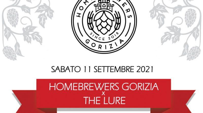 3° Contest Homebrewers Gorizia x The Lure