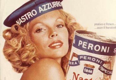 "– 19 – Call me ""Peroni"" and I'll be your beer…Italia chiama America"